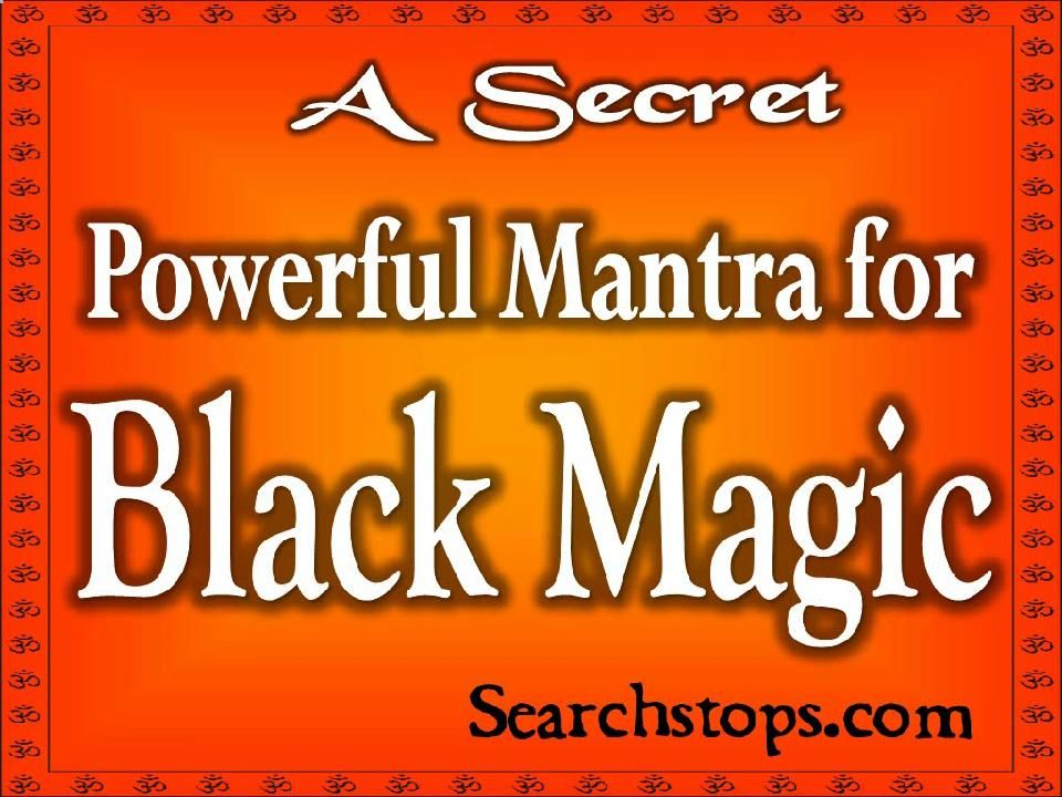 Black Magic MAntra of goddess kali