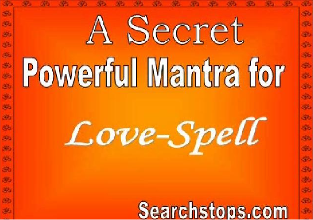 Attract Husband By Love Spell